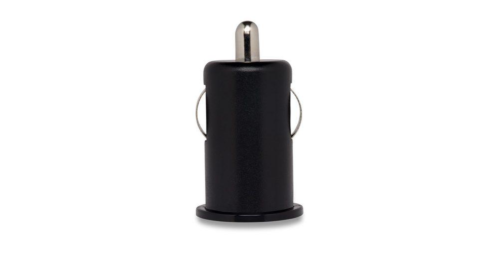 connect IT KFZ-Ladegerät »IT Colour Line USB Adapter 2.1A Schwarz«