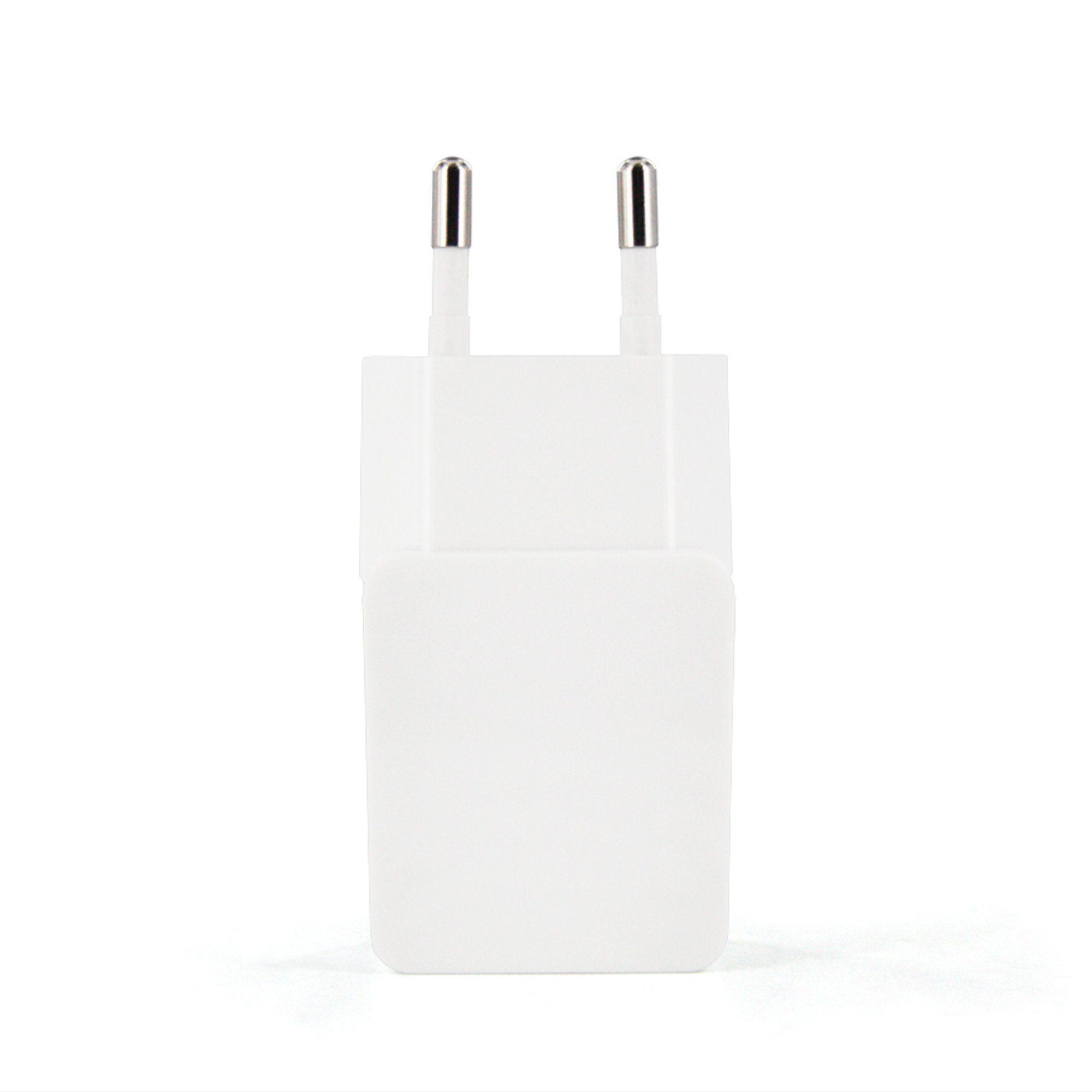 connect IT Ladegerät »IT Colour Line USB Netzteil 1A Weiß«