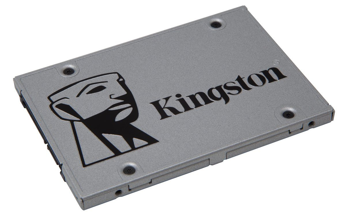 "Kingston Festplatte »SSDNow UV400 Solid-State-Drive, 2.5"", 480GB«"