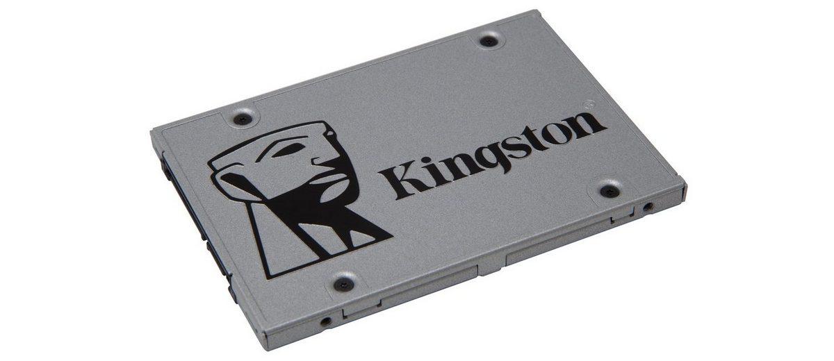 "Kingston Festplatte »SSDNow UV400 Solid-State-Drive, 2.5"", 480GB«"