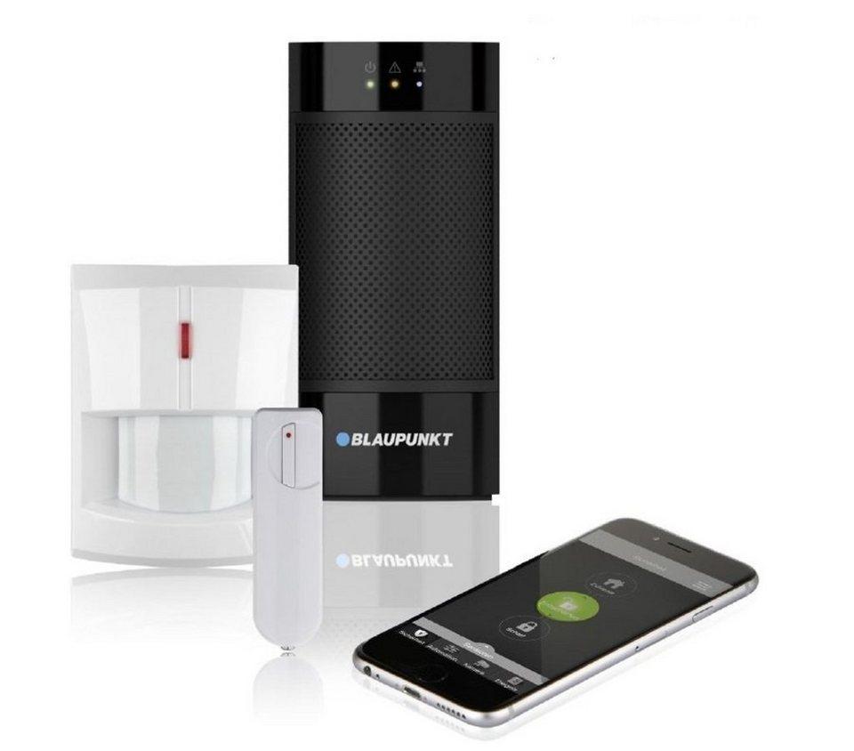 Blaupunkt Smart Home Zubehör »Q3000 Starterkit Alarmanlage« in Schwarz-Weiß
