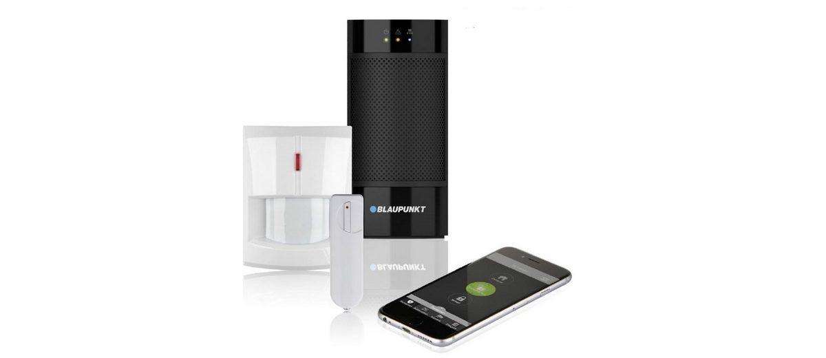 Blaupunkt Smart Home Zubehör »Q3000 Starterkit Alarmanlage«