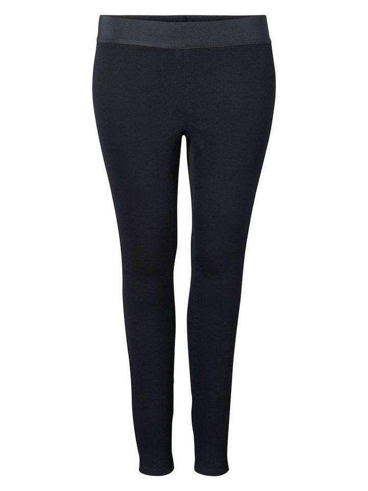 JUNAROSE Skinny- Jeans in Black