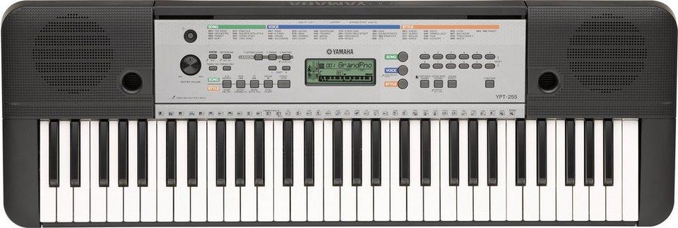 Yamaha Portable Keyboard, »YPT-255«