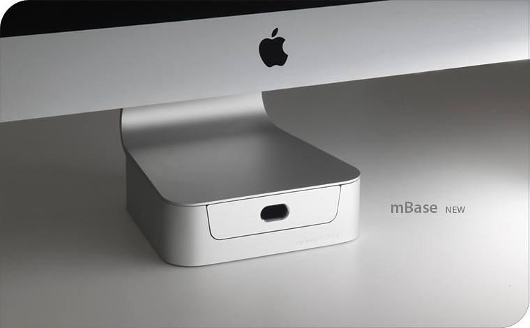 "RAIN DESIGN Standfuß »mBase für iMac 54,6 cm 21,5""«"