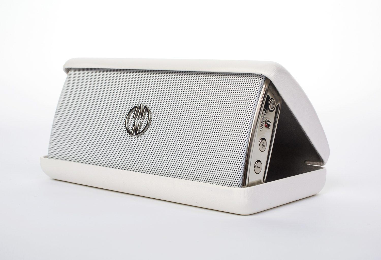 INNODEVICE Bluetooth Lautsprecher »InnoFlask weiß«