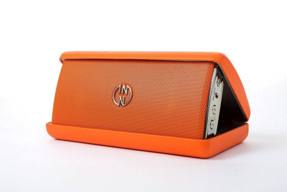 INNODEVICE Bluetooth Lautsprecher »InnoFlask orange«