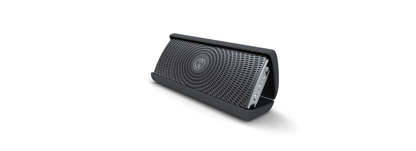 INNODEVICE Bluetooth Lautsprecher »InnoFlask 2.0 anthrazit«