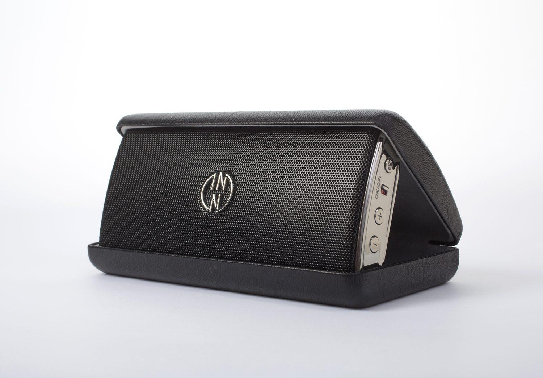 INNODEVICE Bluetooth Lautsprecher »InnoFlask schwarz«