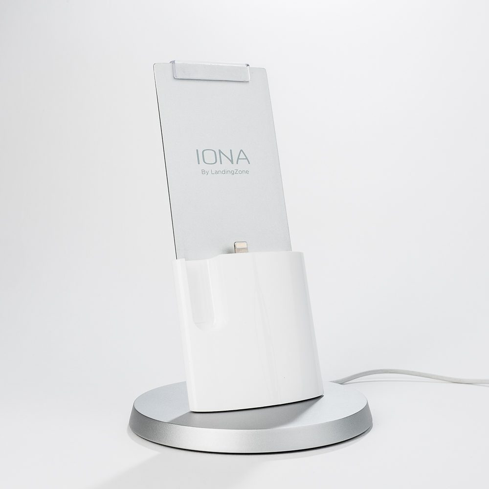 LANDINGZONE Dock »IONA für iPhone und iPad«