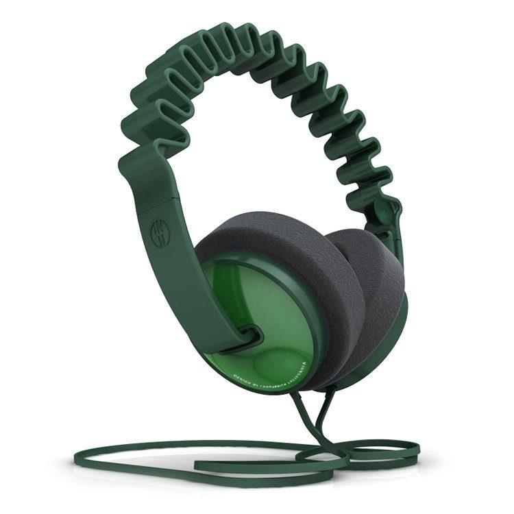INNODEVICE Kopfhörer »InnoWave Plus grün«