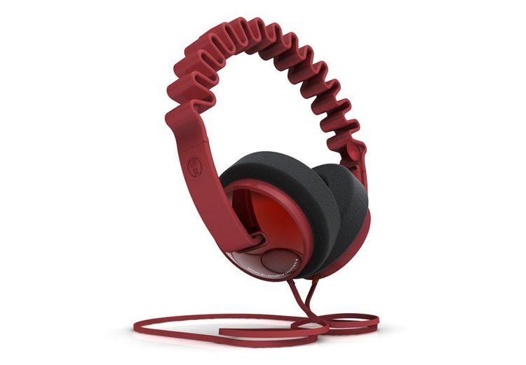 INNODEVICE Kopfhörer »InnoWave Plus rot«