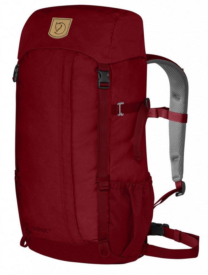 FJÄLLRÄVEN Sport- und Freizeittasche »Kaipak 28 Backpack« in rot