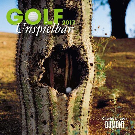 Kalender »Golf 2017«