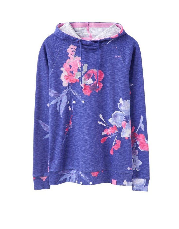 Tom Joule Sweatshirt »MARLSTONPRINT« in Pool Blue Floral