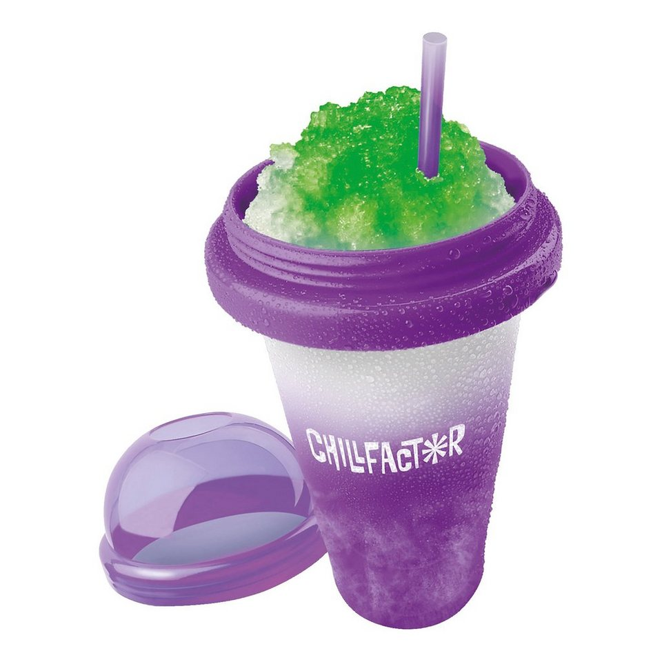 Slushy Maker Magic Freez, violett in lila