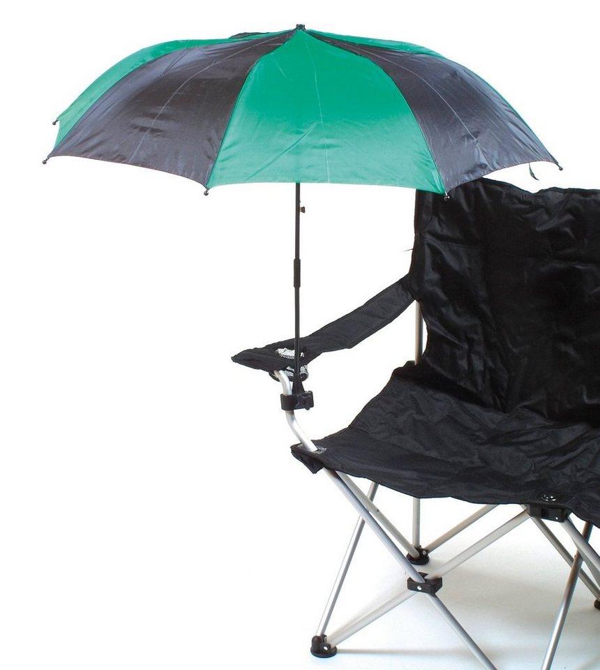 Relags Zelt »Travelchair Sonnenschirm für Stühle« in schwarz