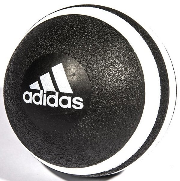 adidas Performance Recovery Massageball in schwarz