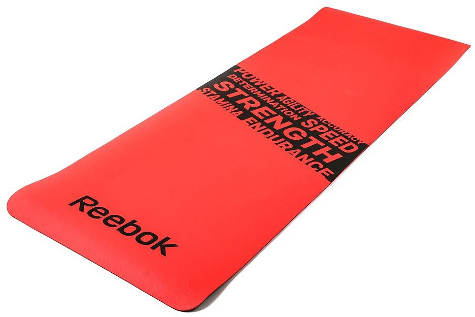 Reebok Fitnessmatte, »Fitness Mat Red/Strength«