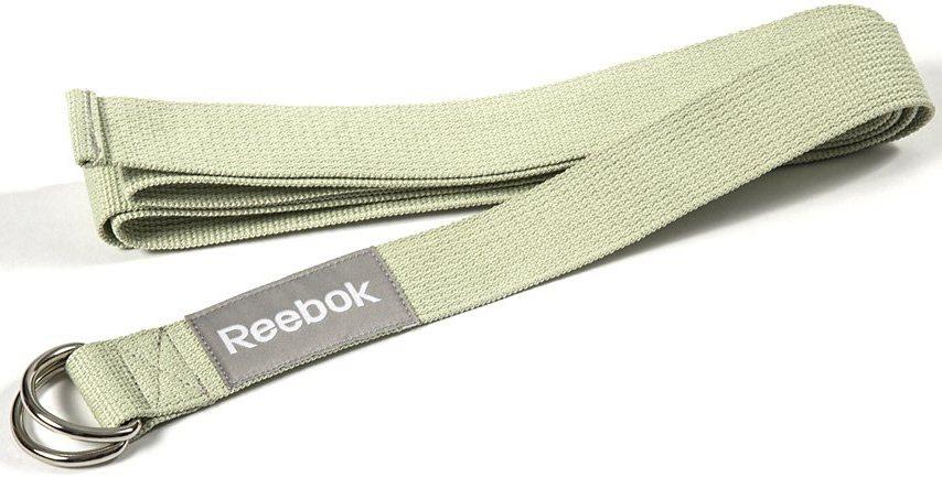 Reebok Yogaband, »Yoga Strap - Green« in grün