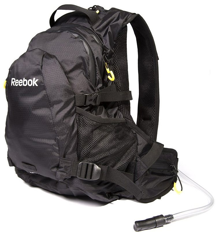 Reebok Rennrucksack, »Endurance Hydration Backpack« in schwarz
