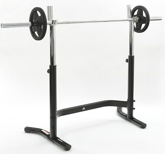 adidas Performance Benches Langhantelständer, »Squat Stand«