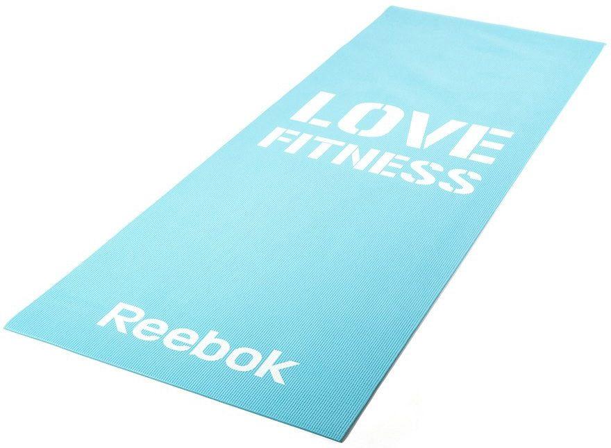 Reebok Fitnessmatte, »Fitness Mat Blue Love«