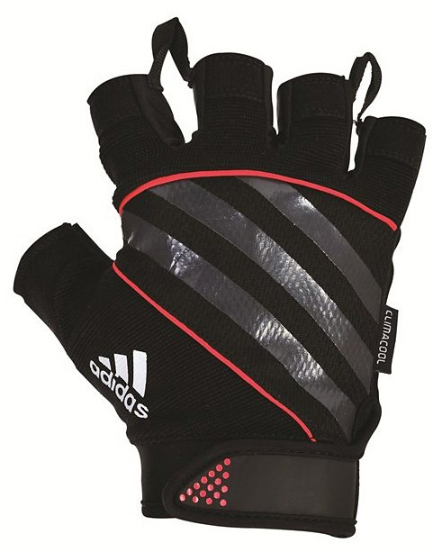 adidas Performance Fitness Handschuhe, »Gloves Red« in rot