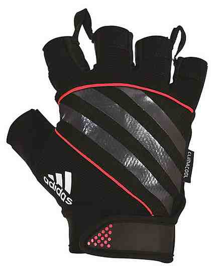 adidas Performance Fitness Handschuhe, »Gloves Red«