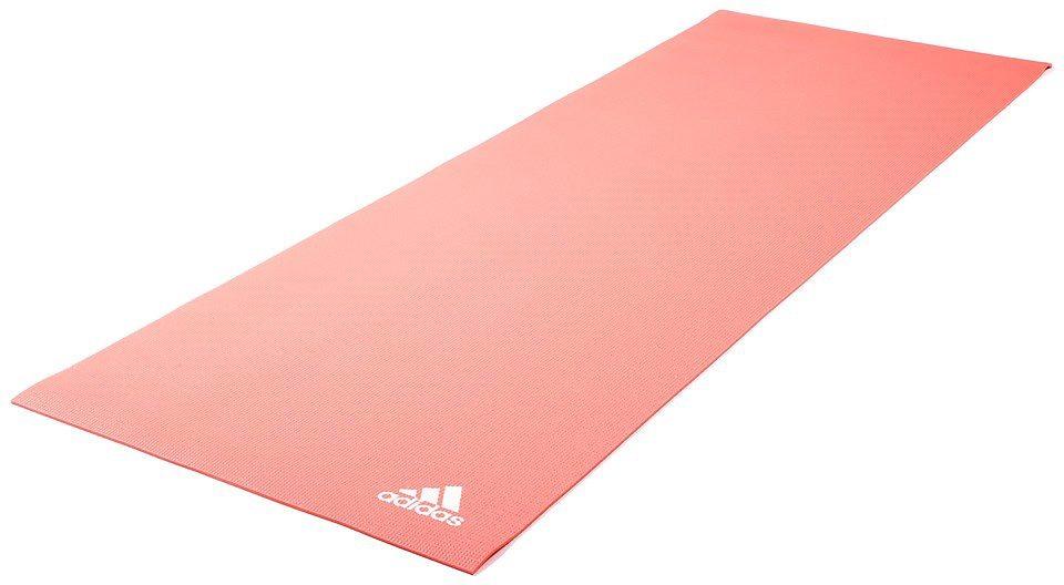 adidas Performance Yoga Yogamatte, »Yoga Mat 4 mm Flash Red«