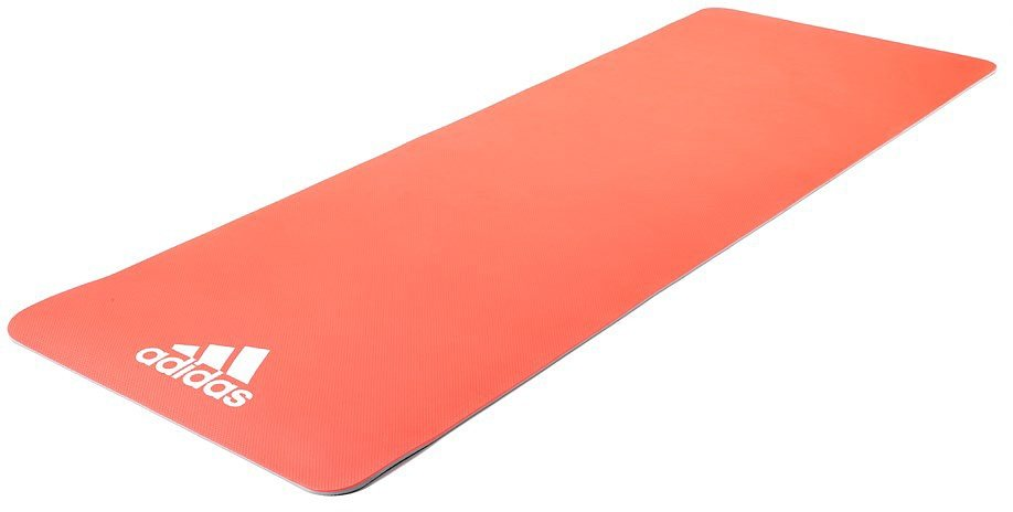 adidas Performance Yoga Yogamatte, »Yoga Mat 6 mm Flash Red« in rot