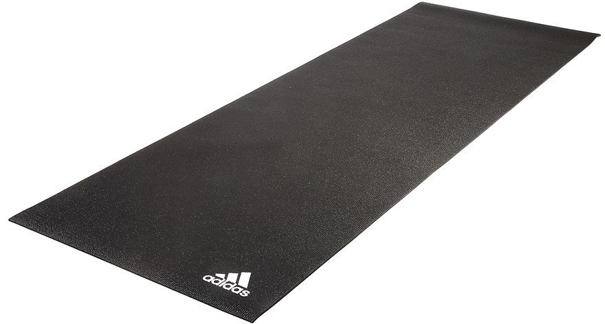 adidas Performance Yoga Yogamatte, »Yoga Mat 6 mm Dark Grey« in grau