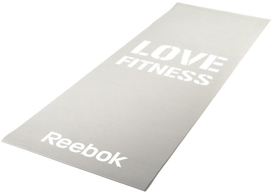 Reebok Fitnessmatte, »Fitness Mat Grey Love«