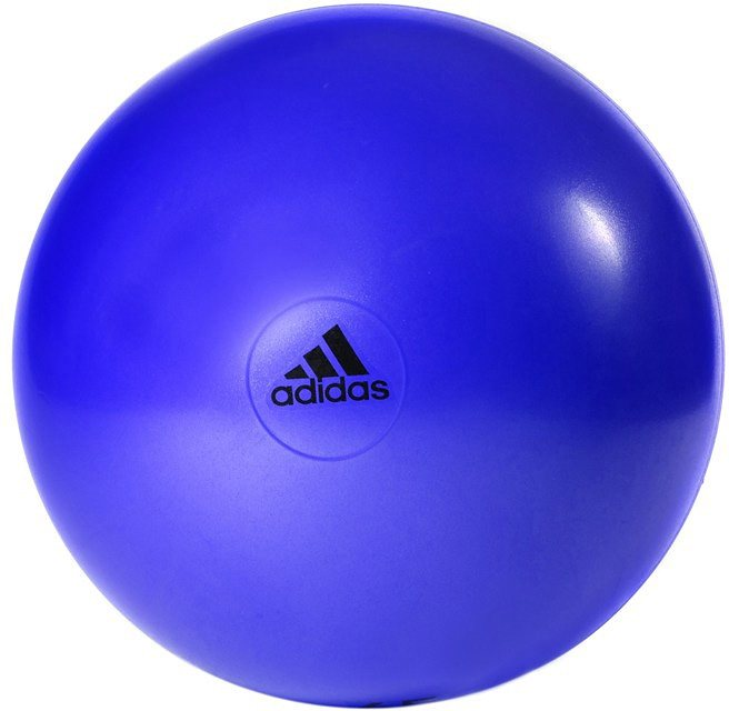 adidas Performance Gymnastikball, »Gymball purple« in lila