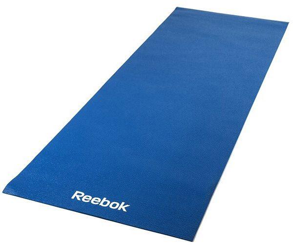 Reebok Yogamatte, »Yoga Mat 4mm Blue«