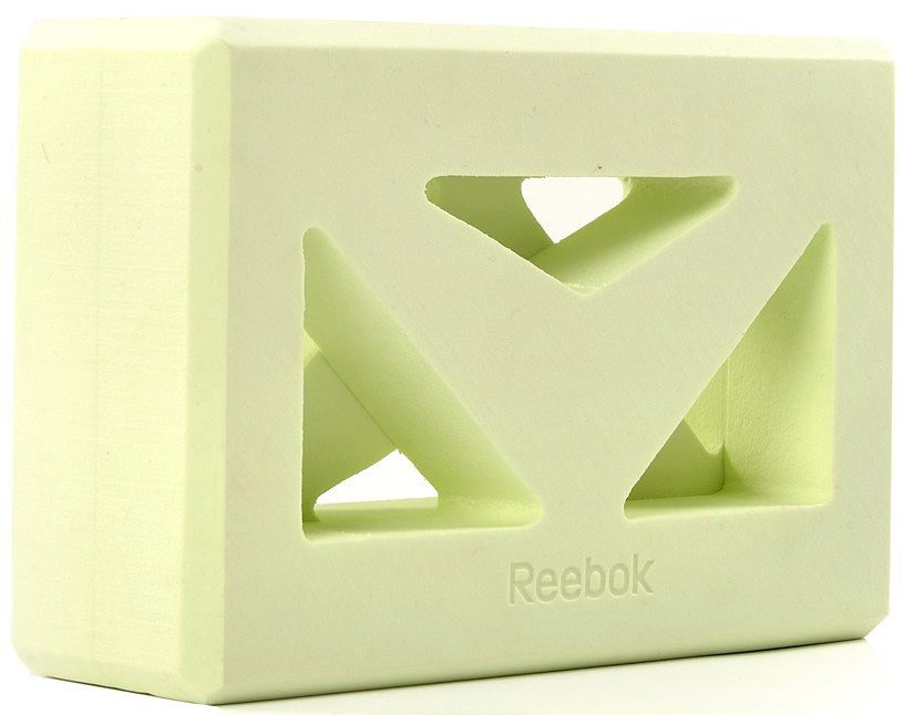 Reebok Yogablock, »Shaped Yoga Block«