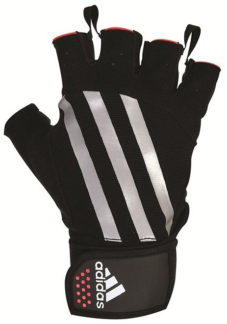 adidas Performance Fitness Handschuhe, »Weightlifting Gloves Red«