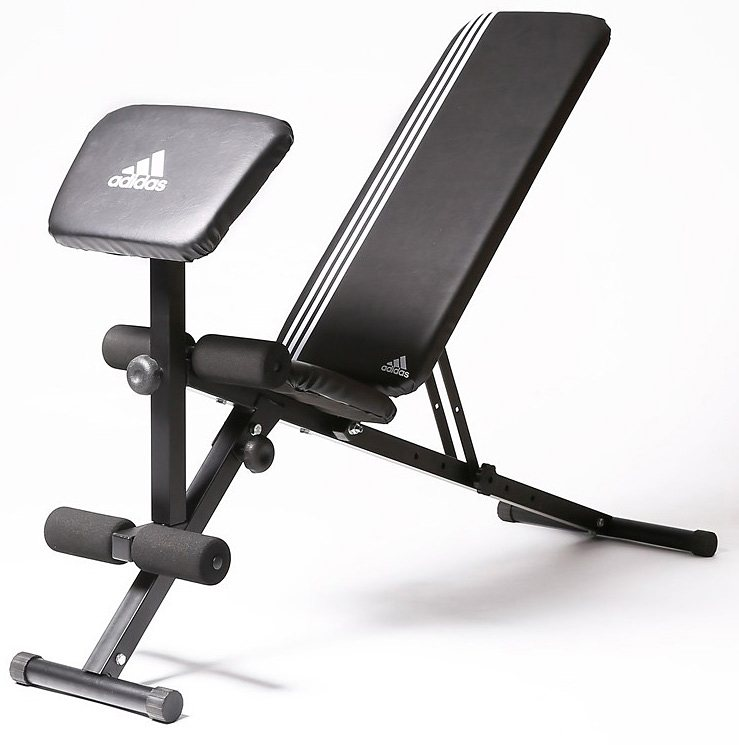 adidas Performance Essential Multifunktionsbank, »Pro Utility Bench« in schwarz
