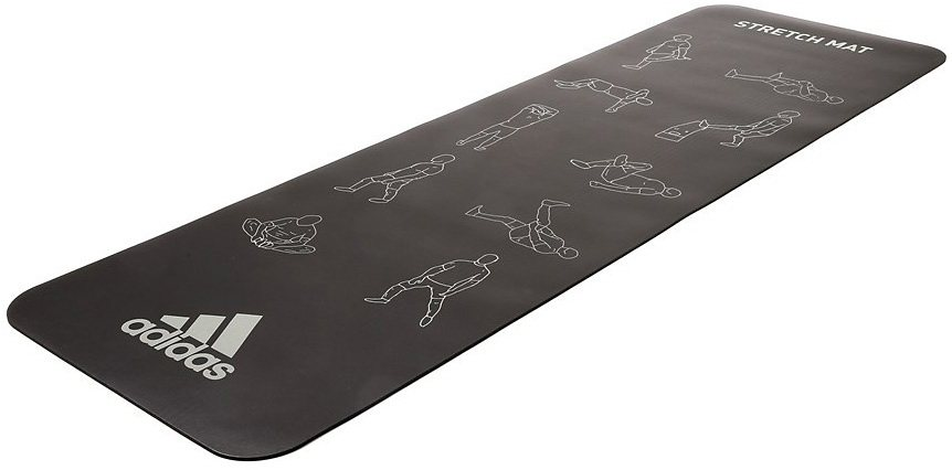 adidas Performance Recovery Fitnessmatte, »Stretch Mat« in schwarz