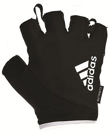 adidas Performance Essential Fitness Handschuhe, »Gloves White«