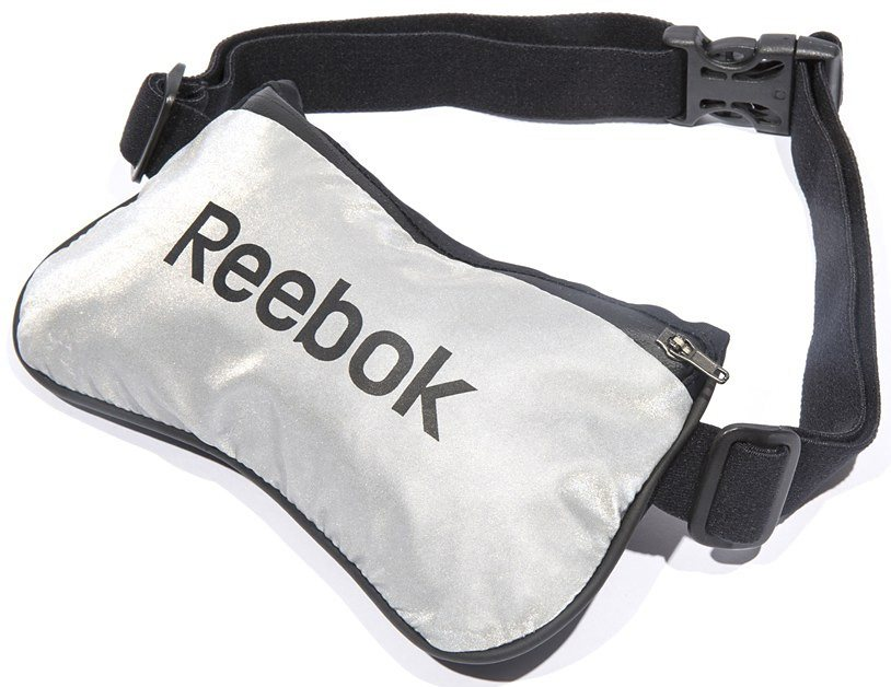 Reebok Laufgürtel, »Sprint Storage Belt« in weiß