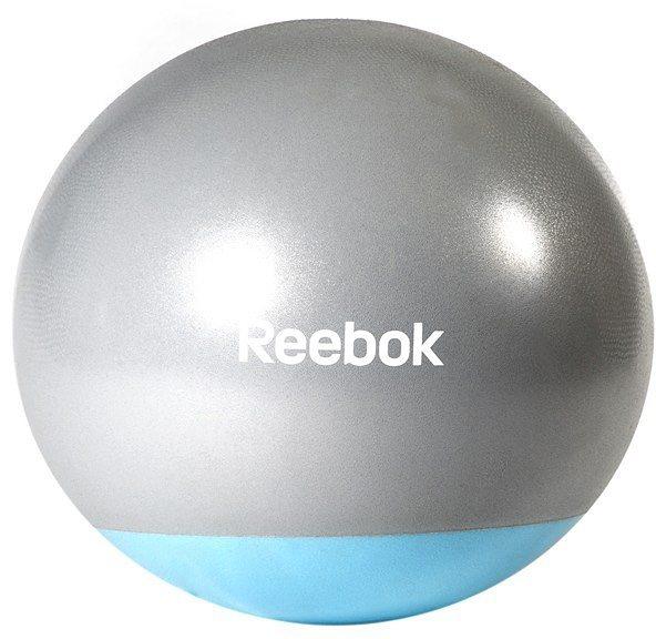 Reebok Gymnastikball, »Stability Gymball grey 65 cm« in grau