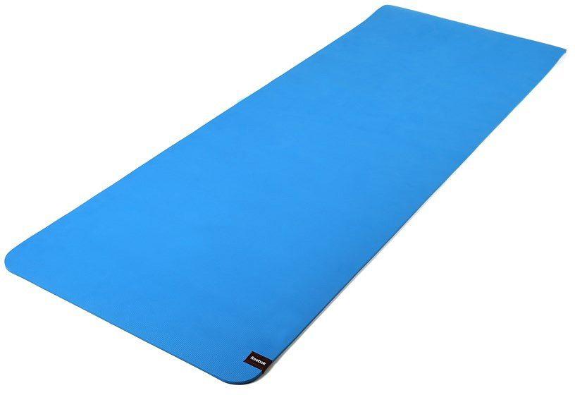Reebok Yogamatte, »Yoga Mat 6mm Blue«