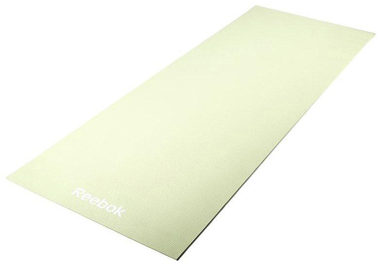 Reebok Yogamatte, »Yoga Mat 4mm Green« in grün
