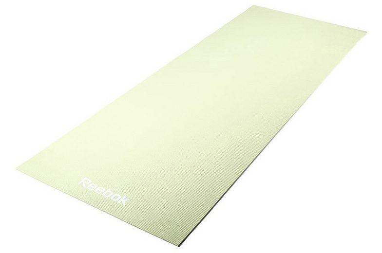 Reebok Yogamatte, »Yoga Mat 4mm Green«
