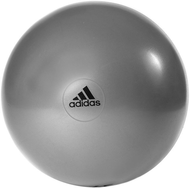 adidas Performance Gymnastikball, »Gymball grey« in grau