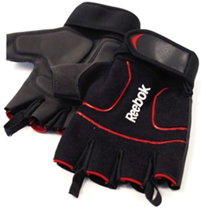 Reebok Fitness Handschuhe , »Lifting Gloves Red« in rot