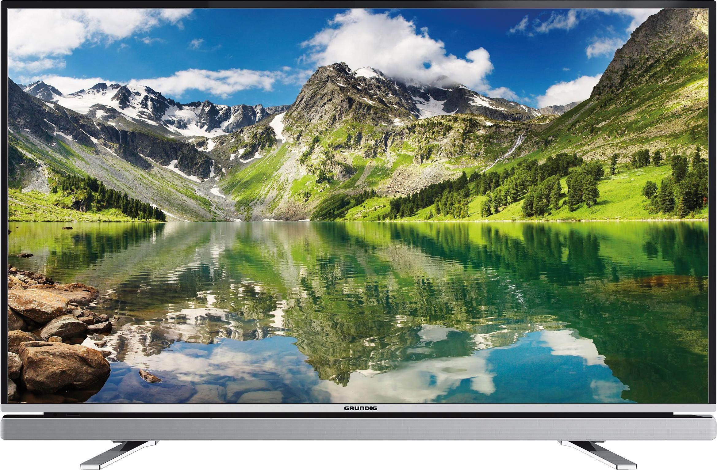 Grundig 49GFB6623 LED Fernseher (123 cm (49 Zoll), Full HD, Smart-TV) inkl. 36 Monate Garantie