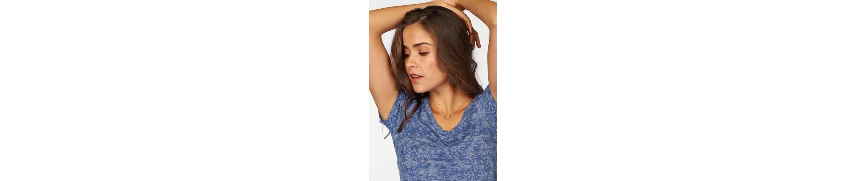 Rabatte Online Beachtime V-Shirts (2 Stück) in Melange-Optik Gutes Angebot Verkauf Besuch BkVdMcT5Zs