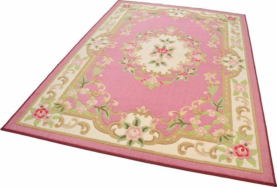Orient-Teppich, Theko, »Versailles 501« in rose